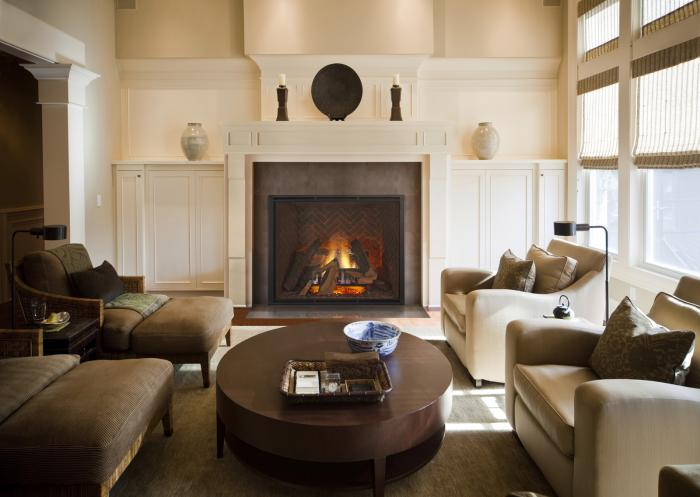 Home Fireplace Installation